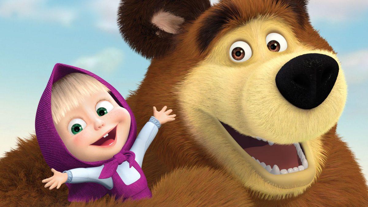 Маша и Медведь мультик